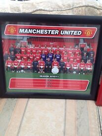 Manchester United Squad pictutres