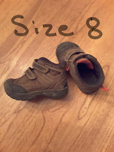 Toddler shoes Various sizes