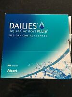 New One Day Contact Lenses -0.50