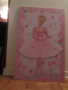 laminage Barbie ballerine