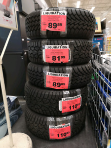 Canadian Tire Liquidation