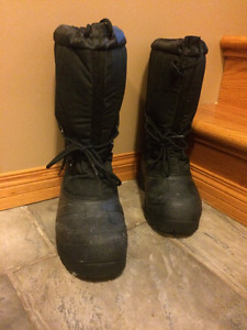 Wind River Winter Boots - Mens Size 8 - Good to -100 Celcius