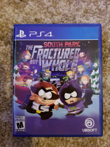 South Park The Fractured But Whole - $30