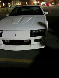 Camaro Z/28 1991 5,7Litres Package G92