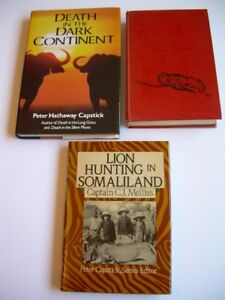 Africa and India Hunting Books