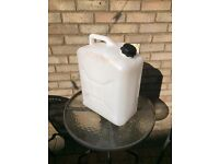 25 litre water barrel marine