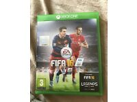 FIFA 16 for sell on Xbox One