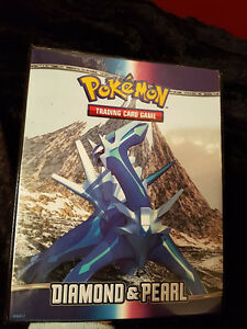 Pokemon Trading Cards and Album- $50.00