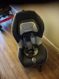 Chicco isofix car seat 9m to 4yrs