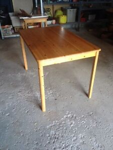 Rectangle Kitchen table