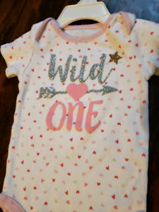 """""""Wild One"""" 1st birthday outfit"""