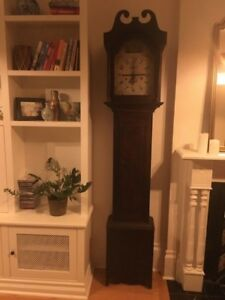 Twiss Grandfather Clock