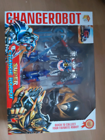 Robot transformers brand new sealed
