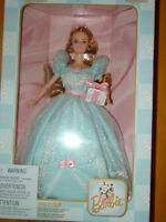 Collector Edition Birthday Wishes Barbie 1999