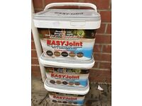 Easy joint stone grey 3 tubs