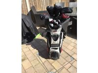 Ladies Golf Clubs and Golf Bag