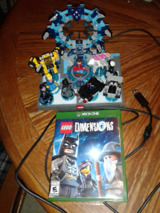 Lego Dimensions Xbox One Game Portal & Characters