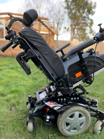 Invacare tdx sp2 power wheelchair
