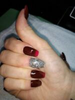 Pose d'ongles 25.00$