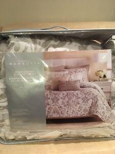 Double/Queen 100% cotton Bed Comforter Set Kitchener / Waterloo Kitchener Area image 1