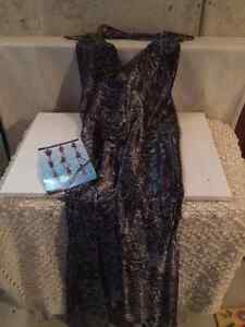 Fantastic Iris Impressions Dress - size large