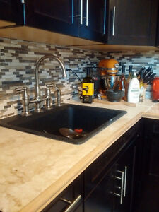 Heart of Wortley Village Full Reno NEW Hrdwood/Tile/Kitchen/Bath London Ontario image 2