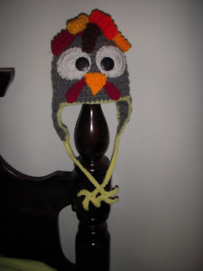 HANDMADE TURKEY HAT