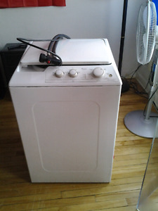 WHIRLPOOL PORTABLE WASHER NEEDS SERVICE