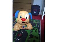 Fisher price stride and ride puppy rrp £50