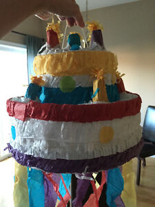NEW! Birthday Cake Piñata