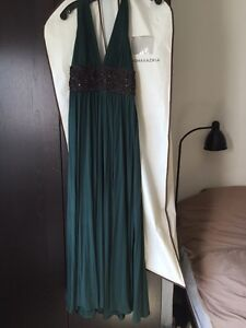 BCBG evening dress / BCBG robe de soiree