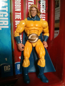 Marvel Sentry action figure