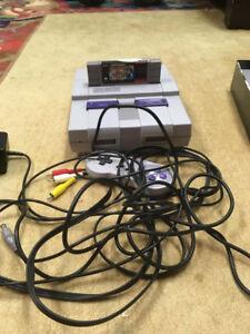 Selling Super Nintendo Console