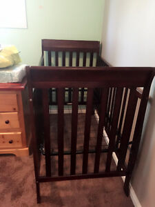 crib convert to toddler bed