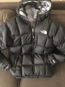 Monteau North Face 2 en 1 REVERSIBLE