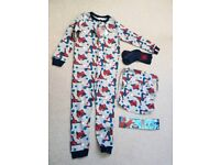 NEW Boys Onesie Set
