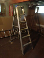 A-frame ladder