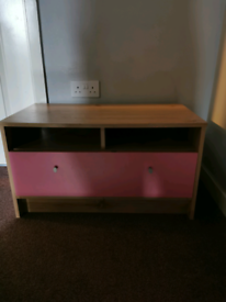 Kids TV unit used good condition £10