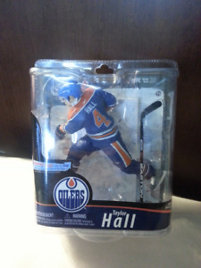 NHL's  TAYLOR  HALL   ..   IN ACTION  FIGURE