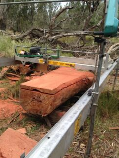 Lucas mill / portable sawmill / timber milling Yarrawonga Moira Area Preview