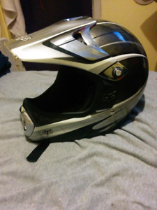 Brand new Fox Racing helmet