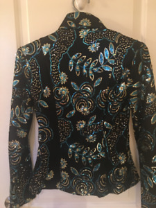 For Sale:  Western Show Shirt XXS, Hobby Horse Limited Edition