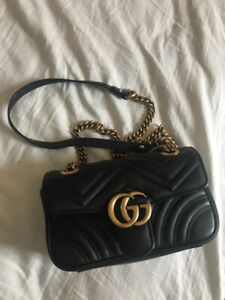 b488555a223 Gucci Marmont inspired small bag