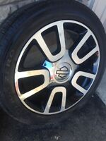 """22"""" Ford F-150 Wheels and tires"""