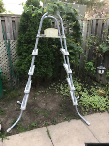 Ladder/Tools/Shelf/Patio Tables/ Propane & more
