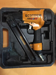 Bostitch MCN 150 - StrapShot Metal Connector Nailer (Case Too)