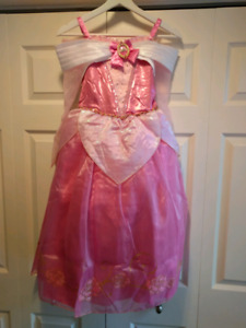 Aurora Disney costume size 7/8 new with tags