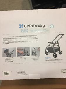 Adaptateur Uppa Baby pour siege bebe | Coque Graco