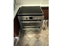 Bosch double oven and hob