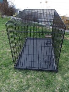 Extra large wire cage dog kennel
